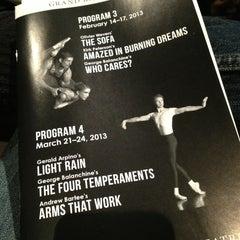 Photo taken at Grand Rapids Ballet by Jeremy K. on 3/23/2013