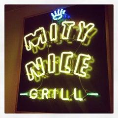 Photo taken at Mity Nice by Jeremy K. on 6/29/2013