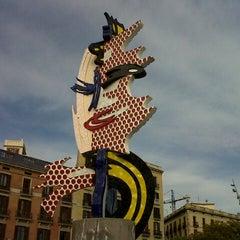 Photo taken at La Cara de Barcelona by Julieta L. on 3/3/2013
