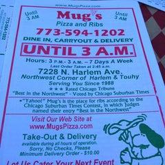 Photo taken at Mug's Pizza & Ribs by Leonard W. on 3/22/2013