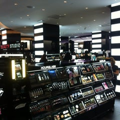 Photo taken at Sephora by Andrey K. on 1/15/2013