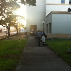 Photo taken at Honolulu Police Department Headquarters by Obake on 1/28/2013