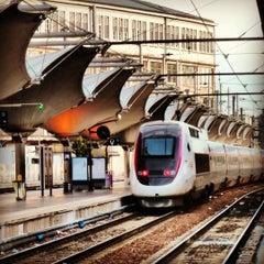 Photo taken at Gare SNCF de Paris Lyon by MikaelDorian on 11/1/2012