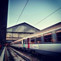 Photo taken at Gare SNCF de Paris Austerlitz by MikaelDorian on 12/13/2012
