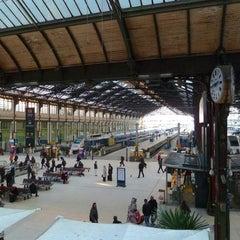 Photo taken at Gare SNCF de Paris Lyon by MikaelDorian on 6/28/2013