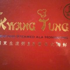 Photo taken at Kwang Tung by Ezadin A. on 2/2/2013