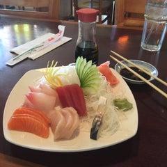 Photo taken at Yoko Sushi by Charles M. on 8/27/2015