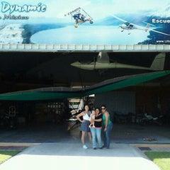 Photo taken at Aerodynamic de México (Aeródromo Sn José Vista Hermosa) by Caly S. on 9/16/2012
