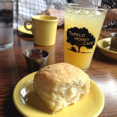 Photo taken at Tupelo Honey Cafe by shawn e. on 8/17/2013