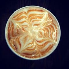 Photo taken at Pasión del Cielo Coffee by Fatgirl H. on 12/15/2012