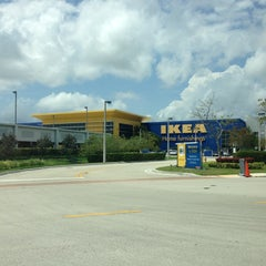 Photo taken at IKEA Sunrise by Antulio M. on 4/21/2013