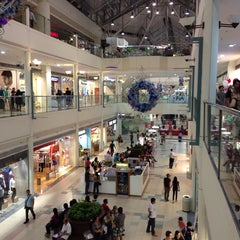 Photo taken at Robinsons Galleria by Willie J. on 10/19/2013