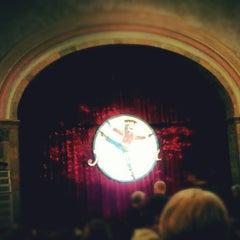 Photo taken at Laxson Auditorium by Joel R. on 12/16/2012