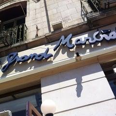 Photo taken at Café du Martroi by Alexandre M. on 6/6/2013