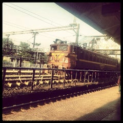 Photo taken at Bilaspur Railway Station by Bandeep Singh K. on 10/29/2012