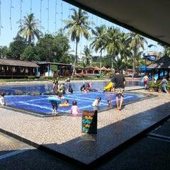 Photo taken at Taman Wisata Pulau Situ Gintung by Henry F. on 11/24/2012