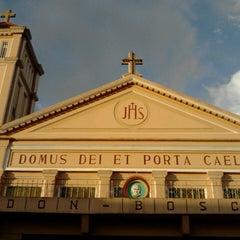 Photo taken at Don Bosco Parish by Brynner F. on 3/29/2013