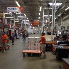 Photo taken at The Home Depot by Sparkaline K. on 7/29/2015