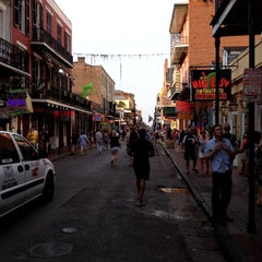 Photo taken at Rue Bourbon by Austin S. on 6/21/2013