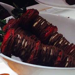 Photo taken at Godiva Chocolatier by Lisa O on 2/23/2014
