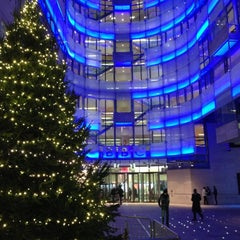 Photo taken at BBC Broadcasting House by Nadya B. on 11/30/2012