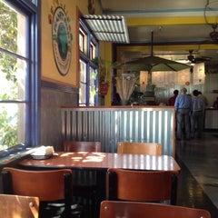 Photo taken at Planet Fresh Gourmet Burritos by Douglas H. on 4/8/2014