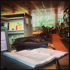 Photo taken at Ford Library @ Fuqua School of Business by Umut K. on 8/7/2013