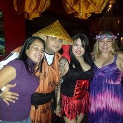 Photo taken at Babaloo International Cafe and Bar by Gerardo P. on 11/1/2014