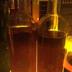 Photo taken at Whiskey Bar by Thomas C. on 10/24/2015