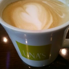 Photo taken at LINA'S by Daniela P. on 5/5/2014