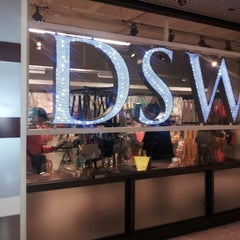 Photo taken at DSW Designer Shoe Warehouse by Mel L. on 4/14/2013