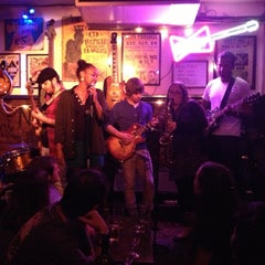 Photo taken at Ain't Nothin But...The Blues Bar by Kewwick on 9/23/2012