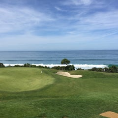 Photo taken at Monarch Beach Golf Links by Mike R. on 4/21/2016