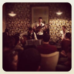 Photo taken at Comò Bistrot by Martino B. on 11/28/2012