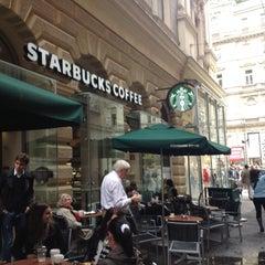 Photo taken at Starbucks by Мария М. on 5/3/2013