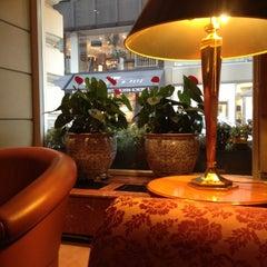Photo taken at Mandarin Oriental, Munich by Michael S. on 10/24/2012