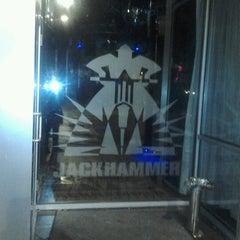 Photo taken at Jackhammer by Kenyadi on 11/7/2012