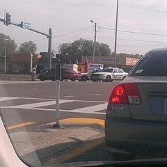 Photo taken at Bearss Ave & Nebraska Ave by Javier V. on 2/16/2013
