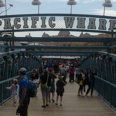 Photo taken at Pacific Wharf by Azhelle L. on 4/4/2013