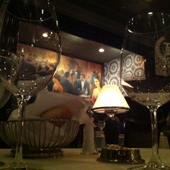 Photo taken at Delmonico's Restaurant Steak House Grill by mc s. on 12/1/2012