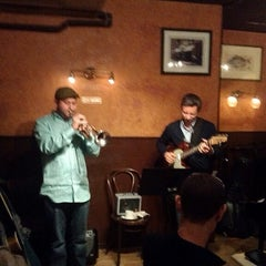 Photo taken at Caffe Vivaldi by Mikhail T. on 5/2/2013