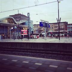 Photo taken at Station Sittard by Arjan V. on 12/22/2012