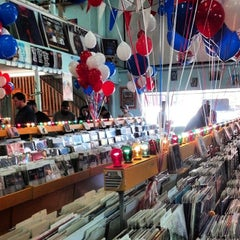 Photo taken at Good Records by Michael K. on 4/19/2014