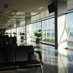 Photo taken at Bandara Sultan Babullah (TTE) by Rico H. on 11/6/2014
