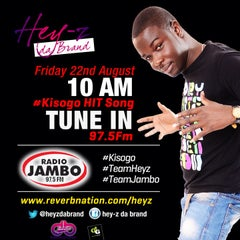 Photo taken at Radio Africa, Lions Place by Hey-z d. on 8/22/2014