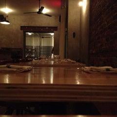 Photo taken at ThirstBarÀVin by Elizabeth S. on 11/17/2012