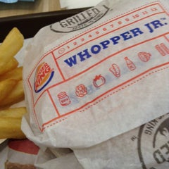 Photo taken at Burger King by Ronald R. on 6/21/2015