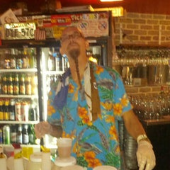 Photo taken at Dick's Last Resort by Frank D. on 9/1/2013