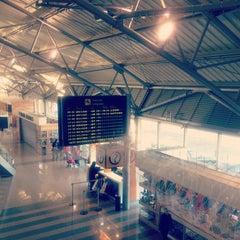 Photo taken at Aeropuerto Presidente Carlos Ibáñez del Campo (PUQ) by Marco A. on 7/20/2013
