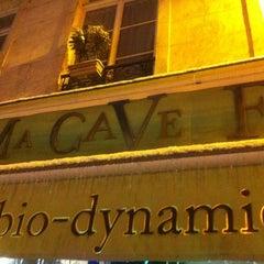 Photo taken at Ma cave Fleury by Simon O. on 3/12/2013